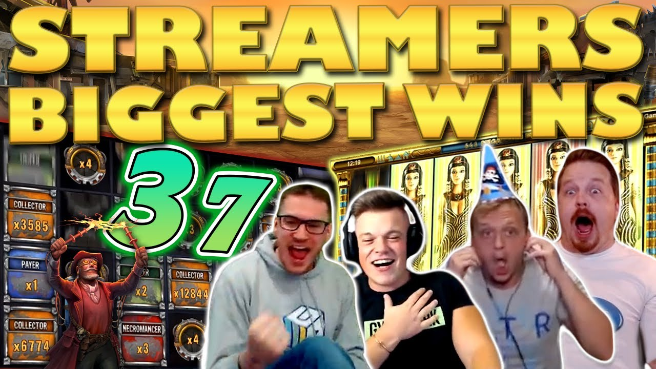 Streamers Biggest Wins – #37 / 2020