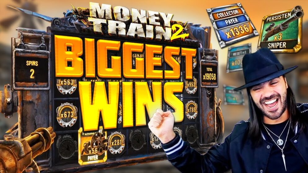 TOP 5 BIGGEST WINS OF THE WEEK | WORLD RECORD WIN | x23336 IN MONEY TRAIN 2 SLOT
