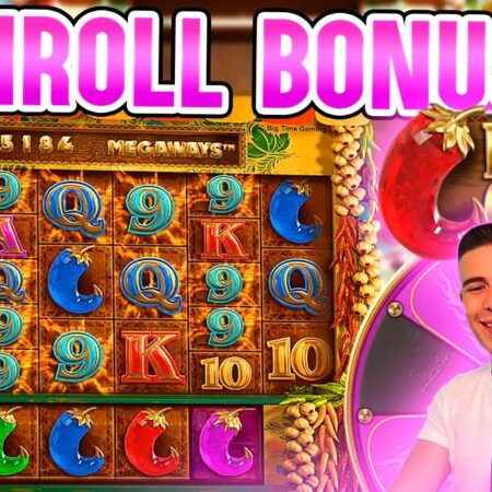 24 FREE SPINS EXTRA CHILLI 10€ HIGHROLL BONUS | BIG WIN ON EXTRA CHILLI SLOT BY BIG TIME GAMING