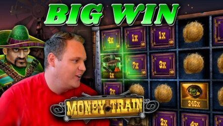 Big Win on Money Train