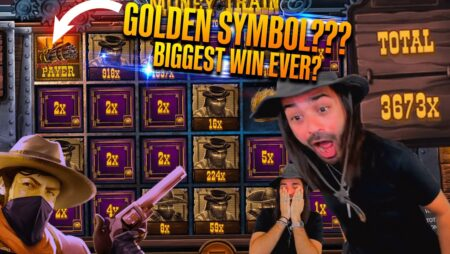 New World Record Win 185.000 € on Money Train – ROSHTEIN BIGGEST WIN EVER!!