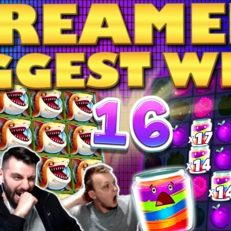 Streamers Biggest Wins – #16 / 2020