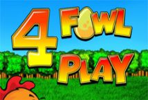 4 Fowl Play ™ Game Info