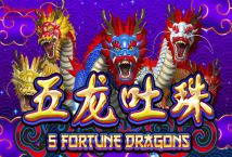 5 Fortune Dragons ™ Game Info