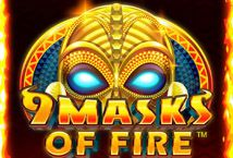 9 Masks of Fire ™ Game Info