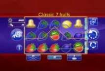 Classic7Fruits ™ Game Info