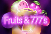 Fruits & 777s ™ Game Info