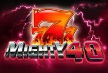 Mighty 40 ™ Game Info