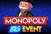 Monopoly Big Event ™ Game Info