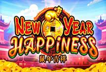 New Year Happiness