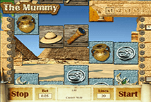 The Mummy SGS ™ Game Info